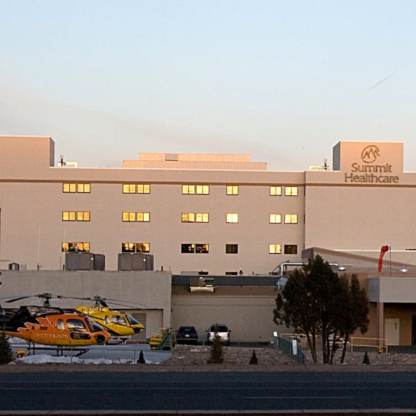 Summit Healthcare Introduces Tele-ICU Care to Northeast Arizona
