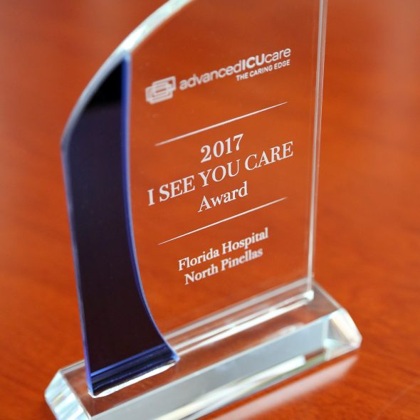 Advanced ICU Care Announces Winners of 2017 I SEE YOU CARE Awards