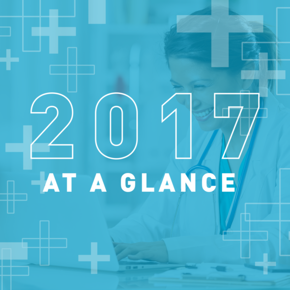 Advanced ICU Care's 2017 Year in Review