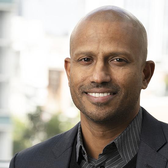 Sriraman Srinivasan, CMO