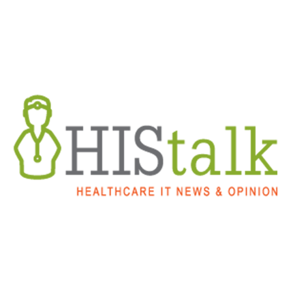 HIStalk Features <br>COVID-19 Care Insights<br> from Advanced ICU Care <br>Chief Medical Officer