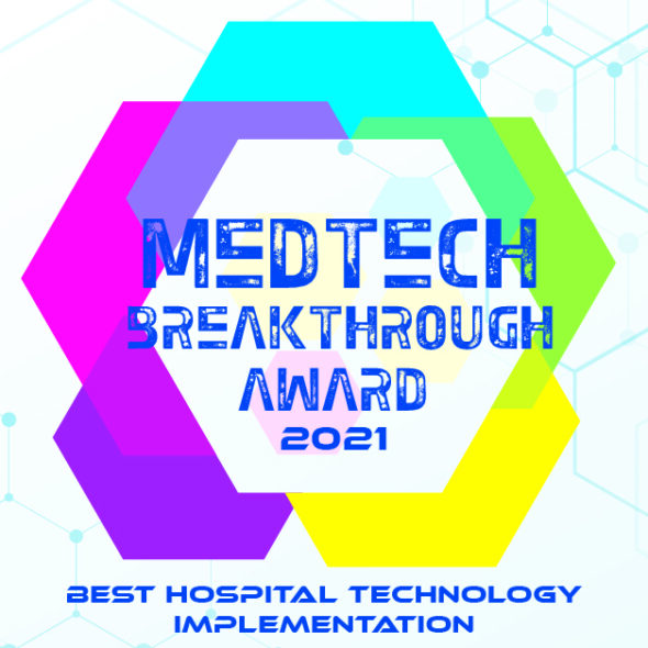 Hicuity Health Honored with MedTech Breakthrough Award for Second Consecutive Year