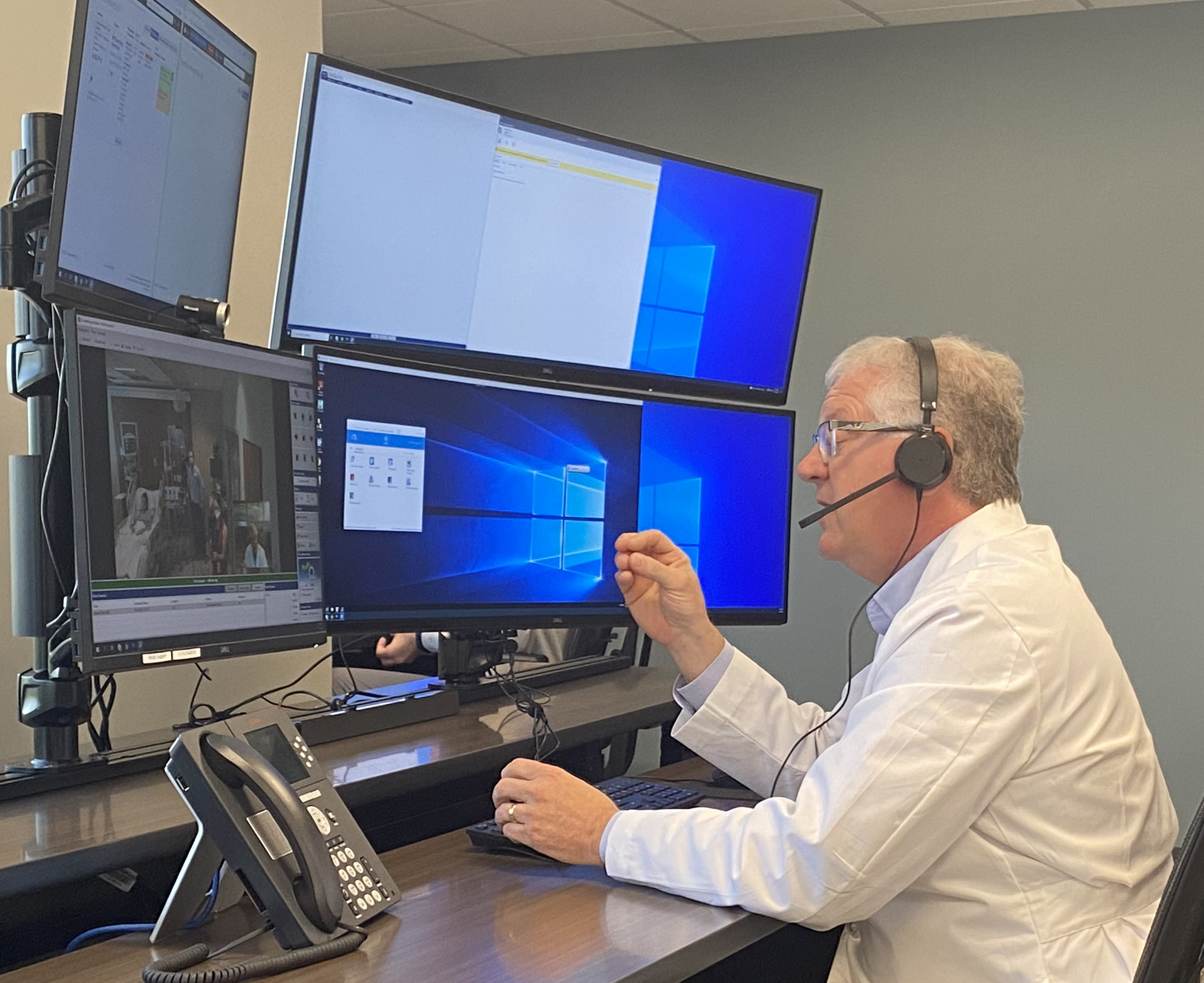 Dr. Jesse Doers, Knoxville Center